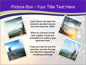 Trekking Point PowerPoint Template - Slide 24