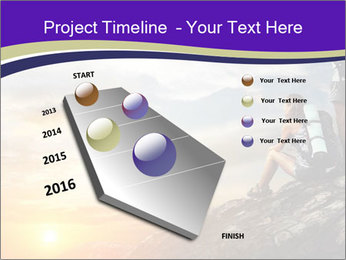 Trekking Point PowerPoint Template - Slide 26