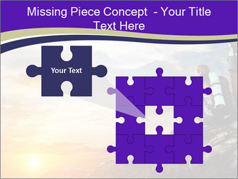 Trekking Point PowerPoint Template - Slide 45