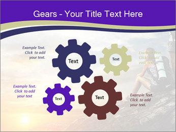 Trekking Point PowerPoint Template - Slide 47
