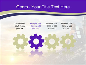 Trekking Point PowerPoint Template - Slide 48