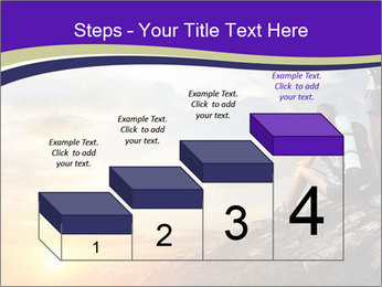 Trekking Point PowerPoint Template - Slide 64