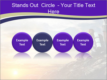 Trekking Point PowerPoint Template - Slide 76