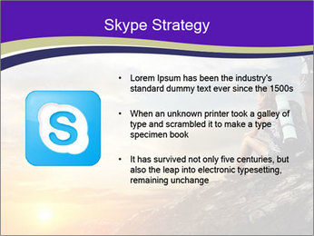 Trekking Point PowerPoint Template - Slide 8