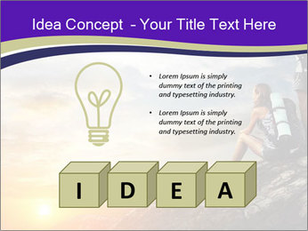 Trekking Point PowerPoint Template - Slide 80