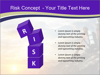 Trekking Point PowerPoint Template - Slide 81