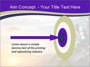 Trekking Point PowerPoint Template - Slide 83