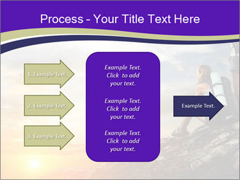 Trekking Point PowerPoint Template - Slide 85