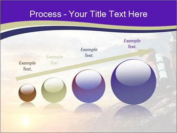 Trekking Point PowerPoint Template - Slide 87