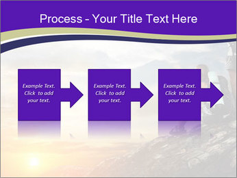 Trekking Point PowerPoint Template - Slide 88