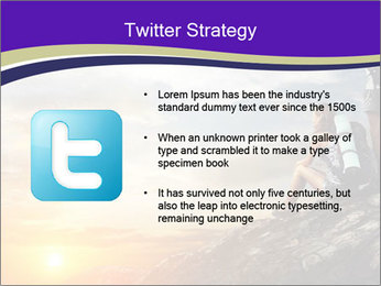 Trekking Point PowerPoint Template - Slide 9