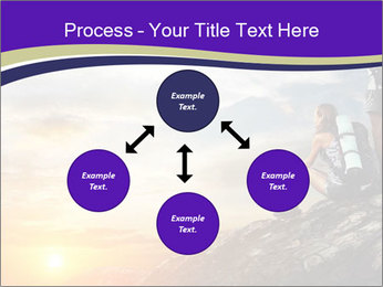 Trekking Point PowerPoint Template - Slide 91