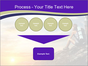 Trekking Point PowerPoint Template - Slide 93