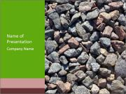 Beach Stones PowerPoint Templates
