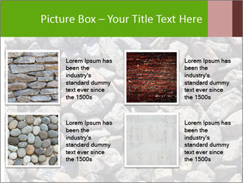 Beach Stones PowerPoint Template - Slide 14