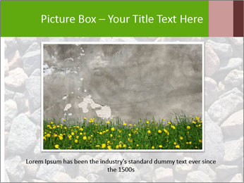 Beach Stones PowerPoint Template - Slide 15