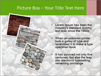 Beach Stones PowerPoint Template - Slide 17