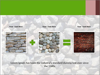 Beach Stones PowerPoint Template - Slide 22