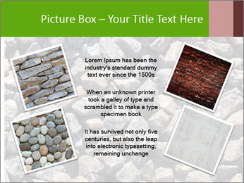 Beach Stones PowerPoint Template - Slide 24