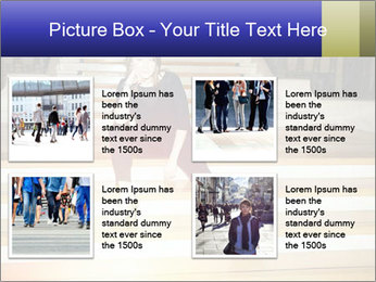 Mid Adult Woman PowerPoint Template - Slide 14