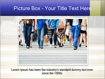 Mid Adult Woman PowerPoint Templates - Slide 15