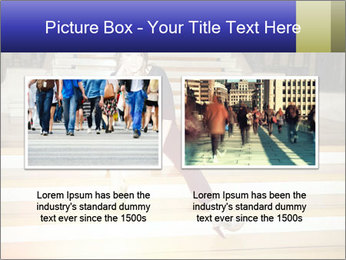 Mid Adult Woman PowerPoint Template - Slide 18