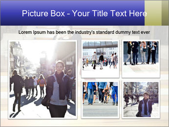 Mid Adult Woman PowerPoint Templates - Slide 19