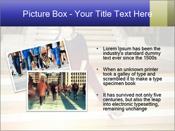 Mid Adult Woman PowerPoint Template - Slide 20