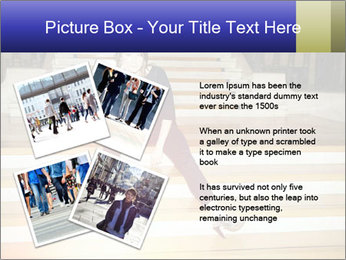 Mid Adult Woman PowerPoint Template - Slide 23