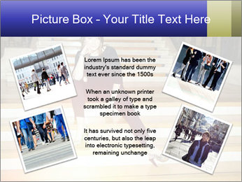 Mid Adult Woman PowerPoint Template - Slide 24
