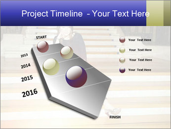 Mid Adult Woman PowerPoint Templates - Slide 26