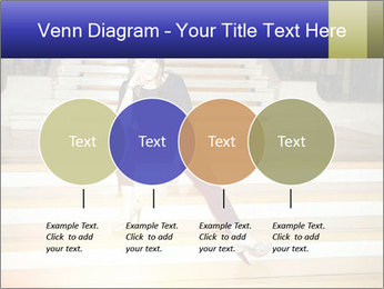 Mid Adult Woman PowerPoint Templates - Slide 32