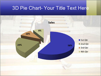 Mid Adult Woman PowerPoint Templates - Slide 35