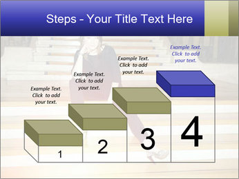 Mid Adult Woman PowerPoint Templates - Slide 64
