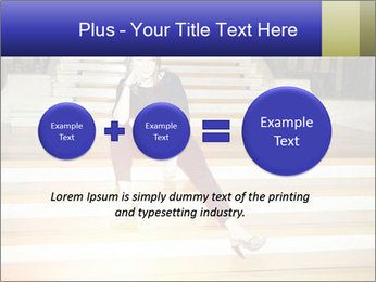 Mid Adult Woman PowerPoint Templates - Slide 75