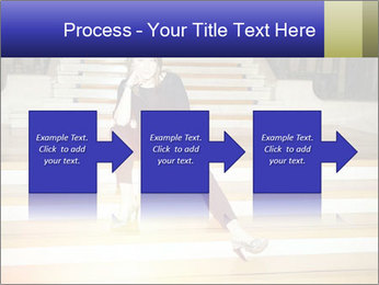Mid Adult Woman PowerPoint Templates - Slide 88