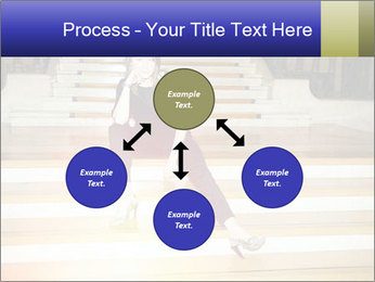Mid Adult Woman PowerPoint Templates - Slide 91