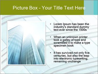 Glass Window Exterior PowerPoint Template - Slide 13