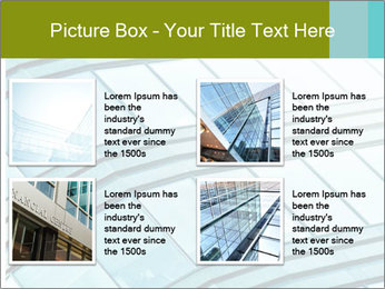 Glass Window Exterior PowerPoint Template - Slide 14