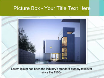 Glass Window Exterior PowerPoint Template - Slide 15