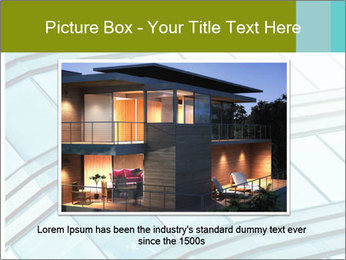 Glass Window Exterior PowerPoint Template - Slide 16