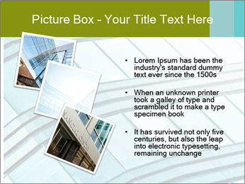 Glass Window Exterior PowerPoint Template - Slide 17