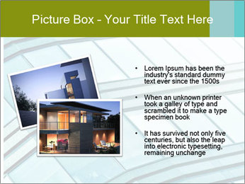 Glass Window Exterior PowerPoint Template - Slide 20