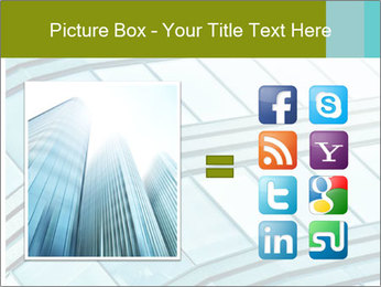 Glass Window Exterior PowerPoint Template - Slide 21