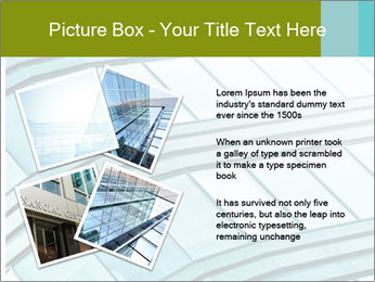 Glass Window Exterior PowerPoint Template - Slide 23