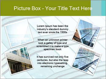 Glass Window Exterior PowerPoint Template - Slide 24