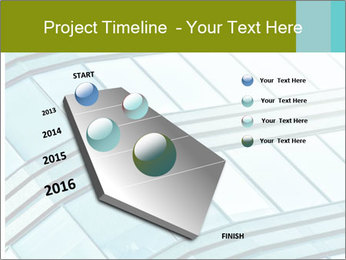 Glass Window Exterior PowerPoint Template - Slide 26