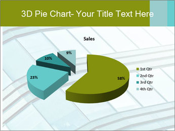 Glass Window Exterior PowerPoint Template - Slide 35