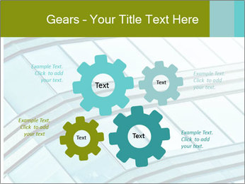 Glass Window Exterior PowerPoint Template - Slide 47