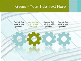 Glass Window Exterior PowerPoint Template - Slide 48